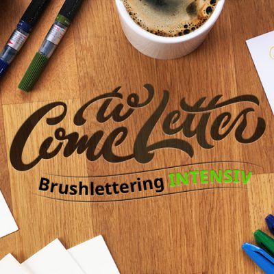Brush Lettering Intensiv