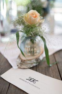 Hochzeit-Logo-Brief