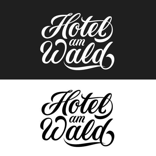 flame-lettering