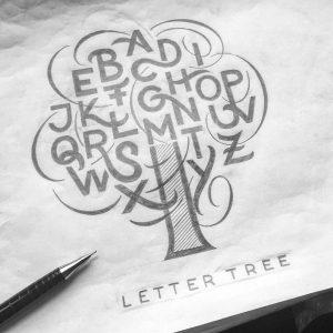 Alphabet Baum