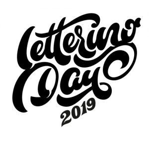 Lettering Day Logo