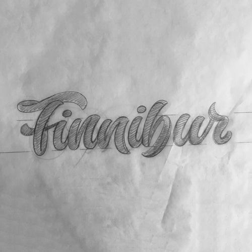 Lettering Logo
