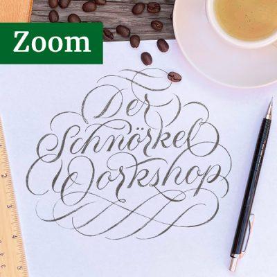 Schnörkel-Workshop-Zoom