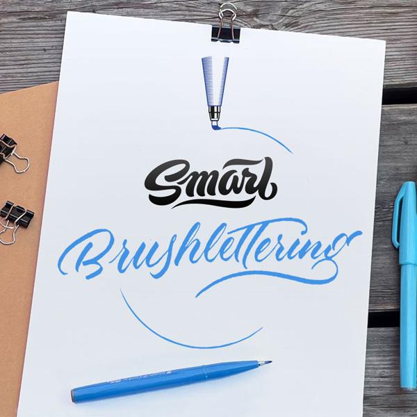 Smart Brushlettering