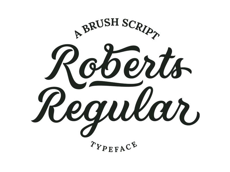 Roberts-Script-Light