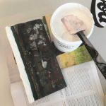 Siebdruck-Farbe