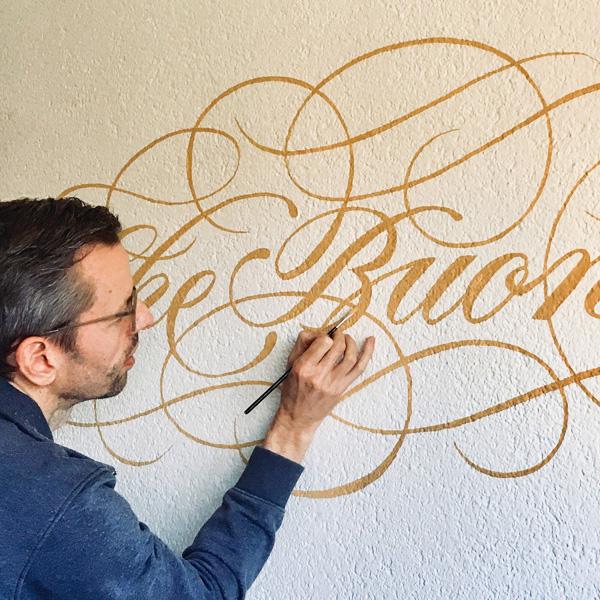 Mural-Lettering