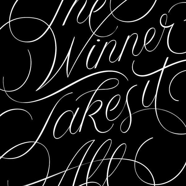 lettering-flourish