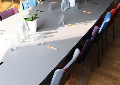 Workshopraum Brush Lettering
