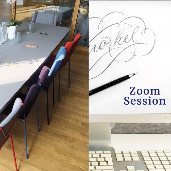 Zoom-Vorort