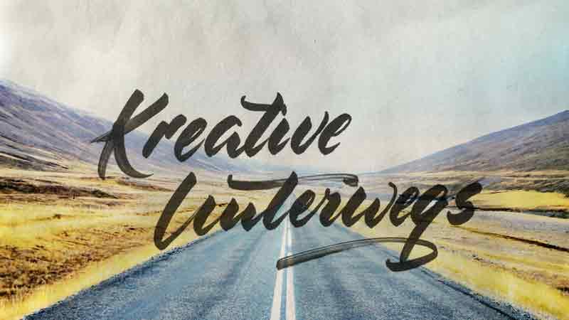 Kreative unterwegs