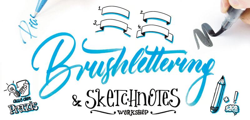 brush-lettering-und-sketchnotes