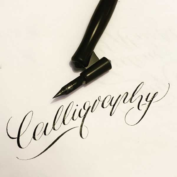 Calligraphy-Feder