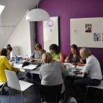 handlettering-workshop-gruppe