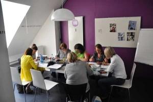 handlettering-workshop-gruppe