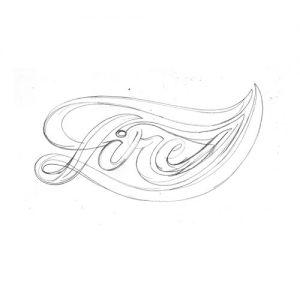 lettering-typism-skizze