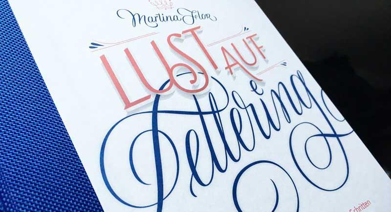 Martina Flor – Lust auf Lettering