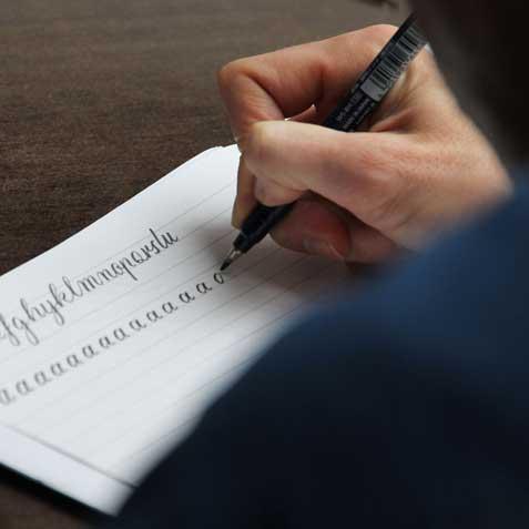 schreiben-brush-pen