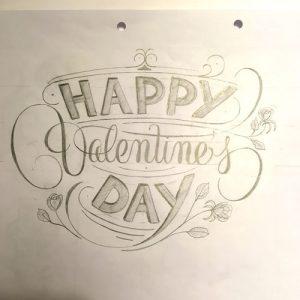 skizze-valentine
